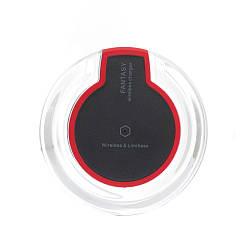 Беспроводное зарядное устройство Fantasy для мобильных телефонов ZBS K9 Black