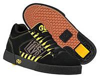 Роликовые кроссовки Heelys Caution 7538 (43, Желтый)