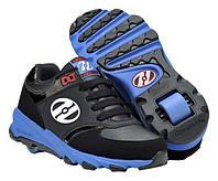 Роликовые кроссовки Heelys Surge 7861 (42, Синий)