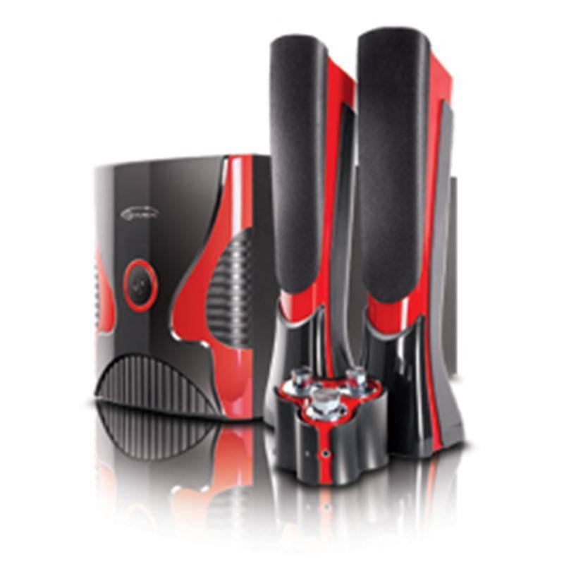 Акустическая система Gemix SB-75 Black/Red