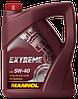 Моторное масло MANNOL EXTREME 5W-40 API SN/CF 4л