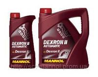 Трансмиссионное масло MANNOL DEXRON II AUTOMATIC 1л