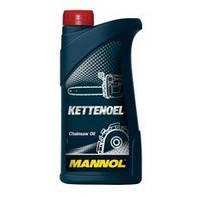 Масло для смазки режущих цепей пил MANNOL Kettenoel 1L