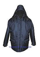 """Куртка утепленная """"Сибирь"""" с капюшоном, фото 1"""