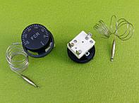 Терморегулятор капиллярный механический FER / T = 50 - 300°C / 16А / 250V / L=100см (на 3 контакта)   Турция, фото 1