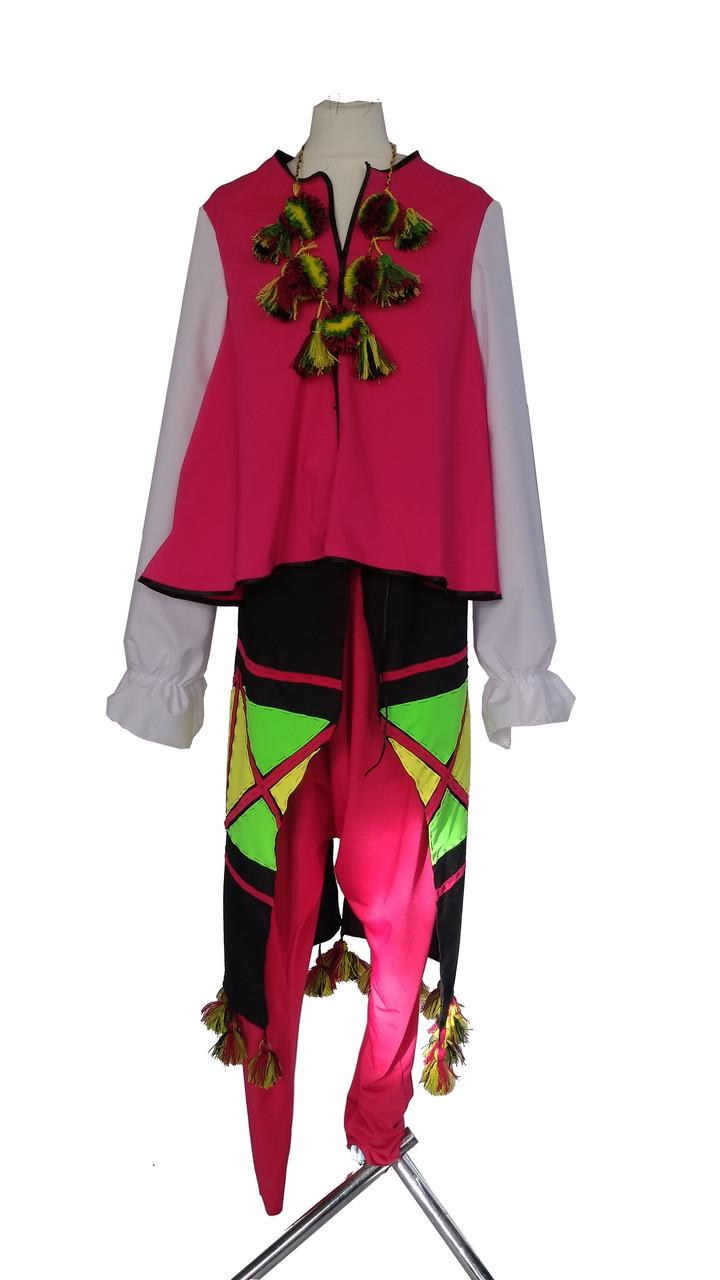 Народный стилизованный костюм