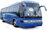 Лобовое стекло автобуса KIA Granbird