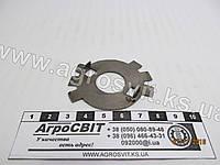 Шайба отгибная вторичного вала (вала редуктора) ЮМЗ, 36-1701119