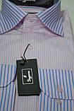 Рубашка приталенная SIGMAN, фото 2