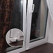 Блокиратор на окно Доктор Комаровский Кроха Baby Safe Lock Белый, фото 3