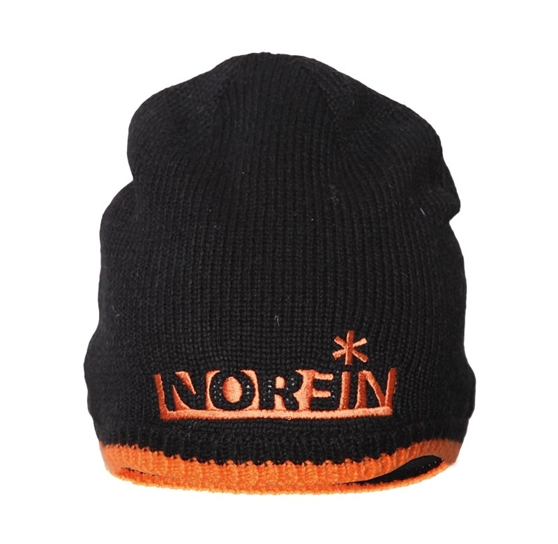 Шапка Norfin вязаная (черная) L 302773-BL-L