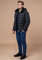 Куртка стильная мужская тинсулейт графит (   46, 52,   )