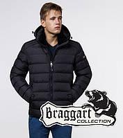 Braggart Dress Code | Стильная куртка мужская тинсулейт черная ( 46, 50 )