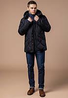 Куртка зимняя фирменная мужская черная ( M L XL 2XL 3XL)