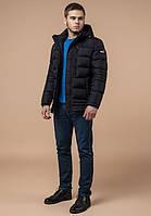 Теплая мужская куртка черная (48, 50, 52,)