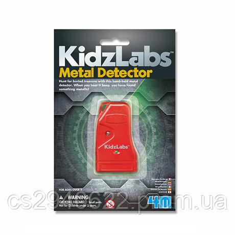Набор для творчества 4M Металлоискатель (00-03316)