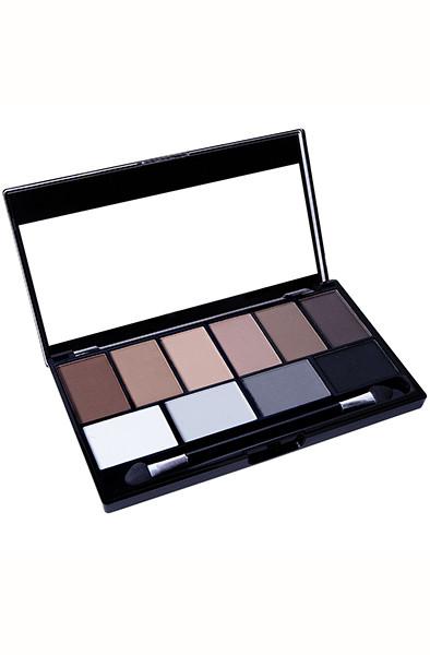 Набор теней для век Malva Cosmetics Eye Shadow Set Secret World