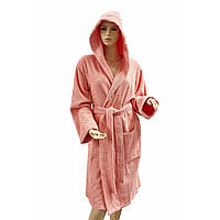 Халат женский махровый Miranda Soft Коралловый S Arya  AR-TRK111000017467-kor-s f63cbcc5b3d8e