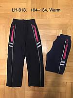 Лыжные утепленные штаны для девочек оптом, F&D, 104-134 см,  № LH913, фото 1