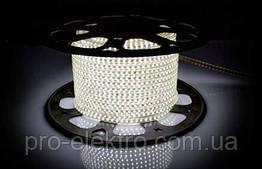 LED лента 2835 AVT # 10-W AVT-120W2835-220V-4W/m IP65 5mm Белый холодный 1017816