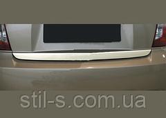 Накладка на кромку багажника HYUNDAI ACCENT(2006-2010)