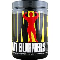 Жиросжигатель Universal Nutrition Fat Burners, 110 tabs , фото 1