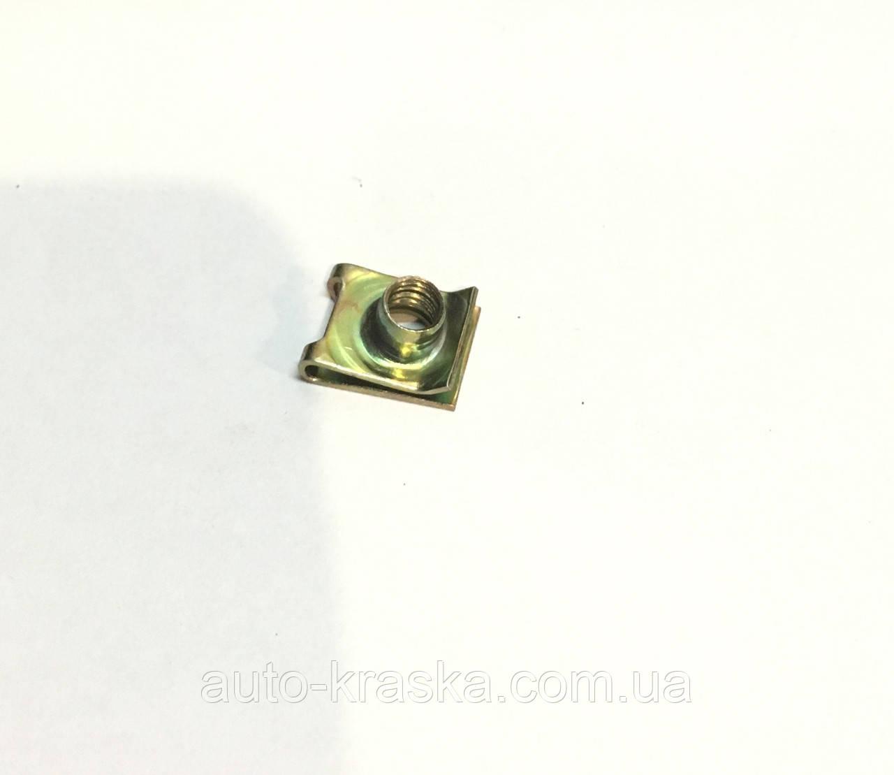 Пластина монтажная с метричной резьбой 6MA
