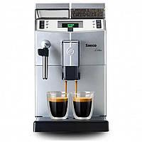 Кофемашина Saeco Lirika Plus Cappuccino Silver
