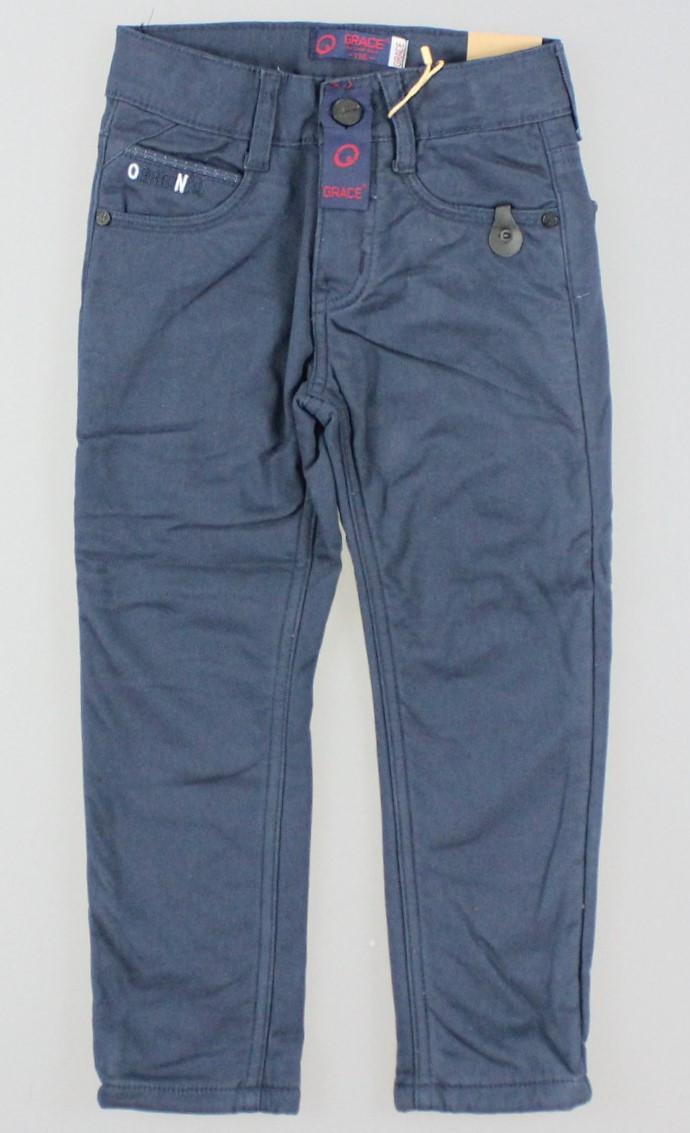 Котоновые брюки на флисе для мальчиков оптом, 116-146 рр. {есть:116,122,134,140,146}