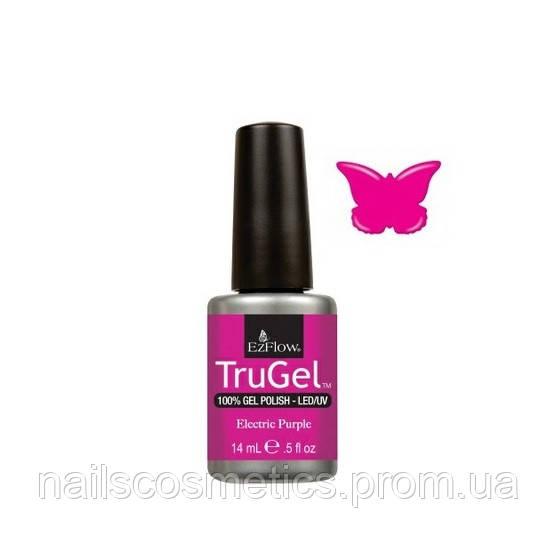 281 TruGel Electric Purple, 14 мл. - гелевый лак 19300/22