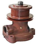 Водяной насос МТЗ-80 240-1307010А-01 корпус и шкив-чугун подшипник 180305