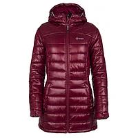 Бордовое пальто женское в Житомире. Сравнить цены, купить ... 1bc0a449561