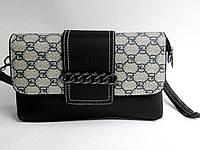 Женская сумка из искусственной кожи (24х14х4)