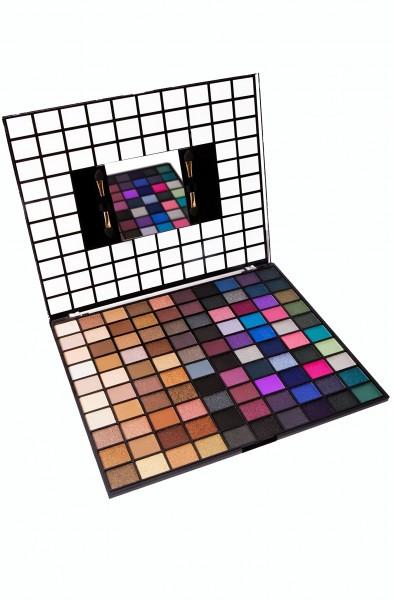 Набор теней для век Malva Cosmetics Pro Eyeshadow Collectio M-477