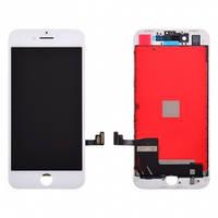 Дисплей с сенсорным экраном iPhone 8 белый