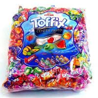М'які жувальні цукерки Toffix 1000g