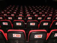Реклама в кинотеатрах  Украины.