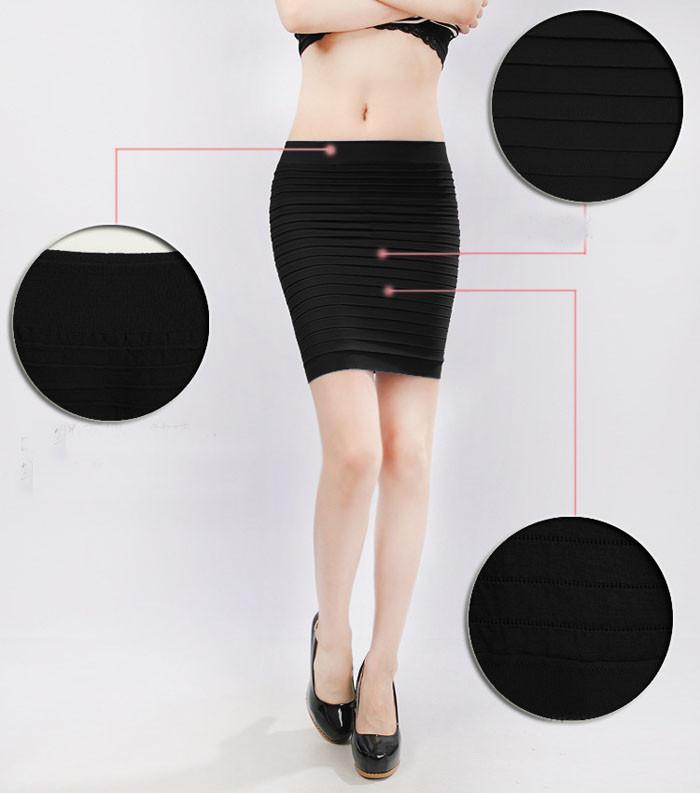 Мини юбки резинки