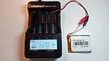 Аккумулятор с контроллером заряда Li-Pol PL805070 3,7V 3000mAh (8*50*70мм), фото 6