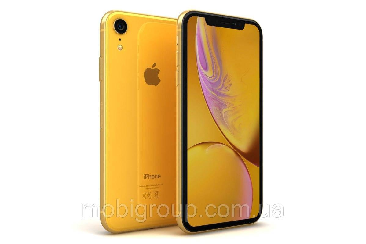 Муляж/Макет iPhone XR, Yellow