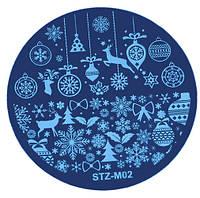 Диск для стемпинга STZ-M02