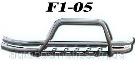 Кенгурятник F1-05