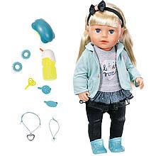 Кукла Сестренка модница Baby Born Zapf Creation 824245