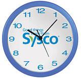 Часы с логотипом, печать на часах от 10  штук, фото 2