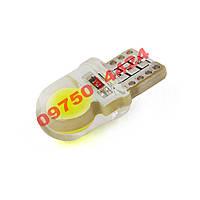 Автомобильные светодиодные LED лампы T10 (габариты, подсветка номера)