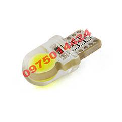 2 шт Автомобильные светодиодные LED лампы T10 (габариты, подсветка номера)