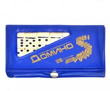 Настольная игра Домино М 0003 в чехле