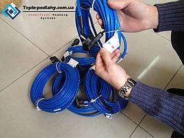 Система защиты труб от замерзания зимой  (саморегулирующий кабель)  Германия 6 м.