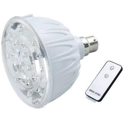 Лампа светодиодная 19LED, аккумуляторная с пультом YJ-9802A,фонари и светильники,качество, фото 2