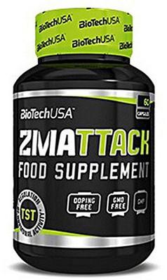 Бустер тестостерона BioTech - ZMAttack (60 капсул)
